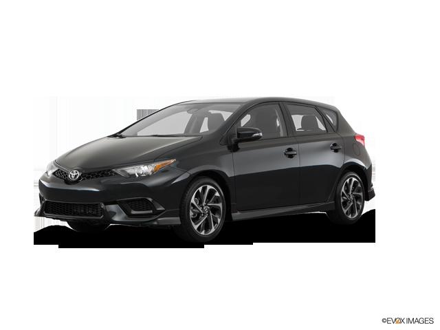 New 2017 Toyota Corolla iM in DeLand, FL