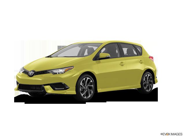 New 2017 Toyota Corolla iM in Poway, CA