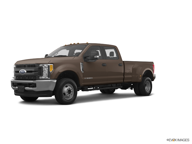 New 2017 Ford Super Duty F-350 DRW in Muskogee, OK