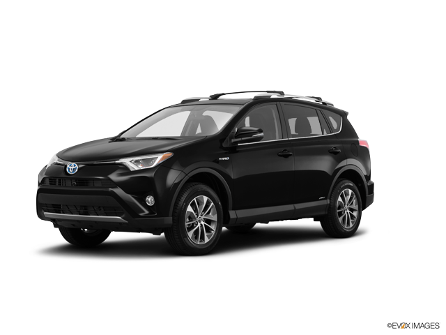 New 2017 Toyota RAV4 Hybrid in Lewisville, TX
