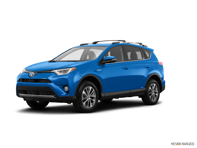 New 2017 Toyota RAV4 Hybrid in Harrisburg, PA