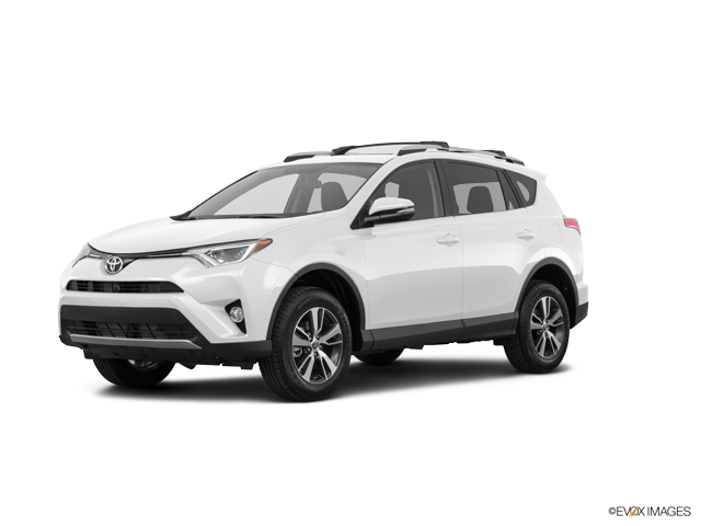New 2017 Toyota RAV4 in Ventura, CA