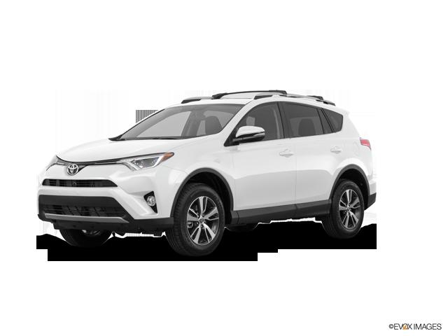 New 2017 Toyota RAV4 in Jackson, MS