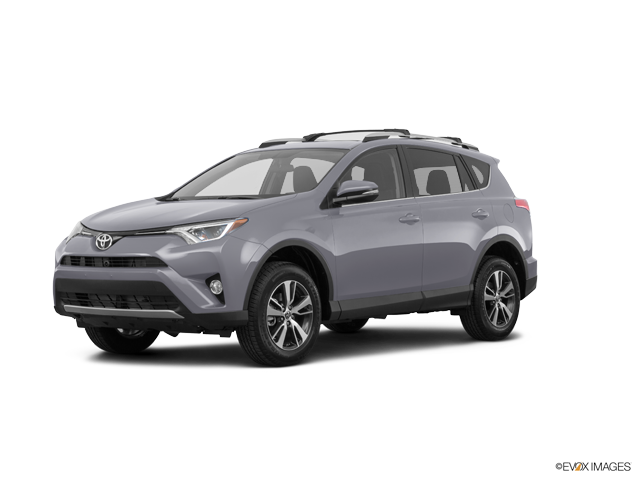 New 2017 Toyota RAV4 in Hamburg, PA