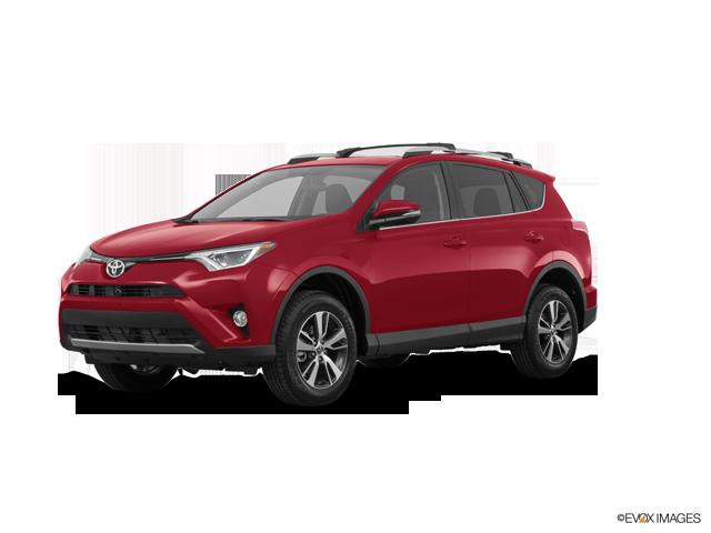 New 2017 Toyota RAV4 in Ventura, CA