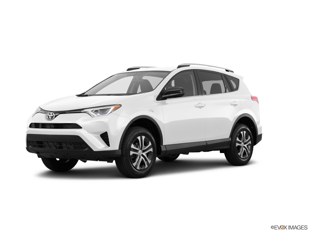 New 2017 Toyota RAV4 in Jackson, MS