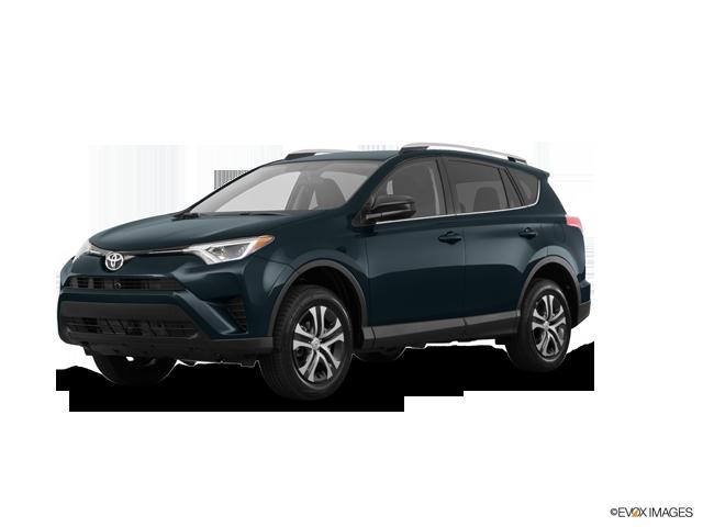 New 2017 Toyota RAV4 in Ft. Lauderdale, FL