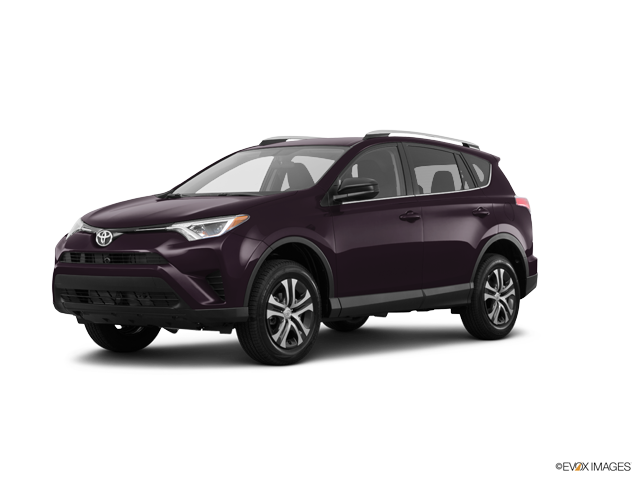 New 2017 Toyota RAV4 in Walnut Creek, CA