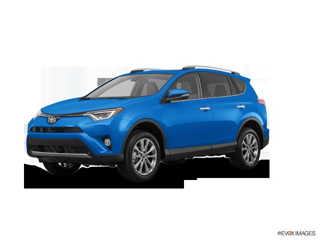 New 2017 Toyota RAV4 in San Juan Capistrano, CA