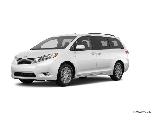 New 2017 Toyota Sienna in Jackson, MS
