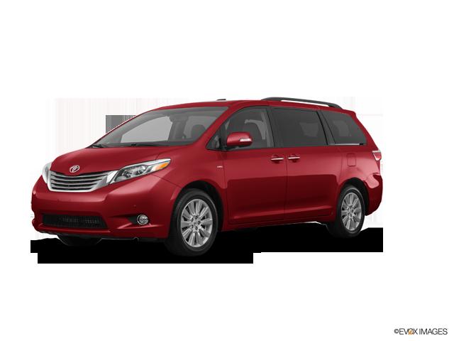 New 2017 Toyota Sienna in Claremont, CA