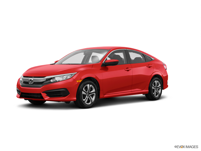 New 2017 Honda Civic Sedan in Birmingham, AL
