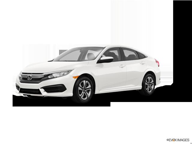 Used 2017 Honda Civic Sedan in Las Vegas, NV
