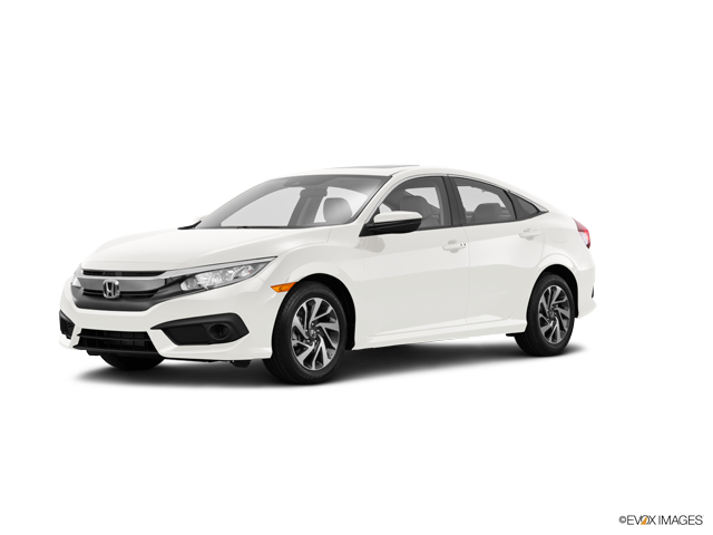 New 2017 Honda Civic Sedan in Gadsden, AL