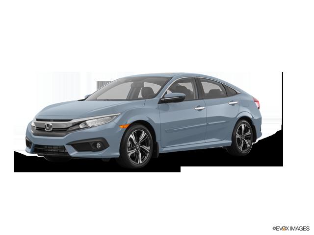 New 2017 Honda Civic Sedan in Gadsden, AL
