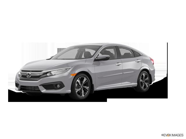 Used 2017 Honda Civic Sedan in Jackson, MS