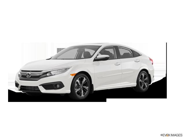 New 2017 Honda Civic Sedan in Cleveland Heights, OH