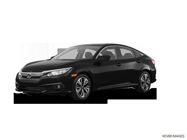 New 2017 Honda Civic Sedan in Yuma, AZ
