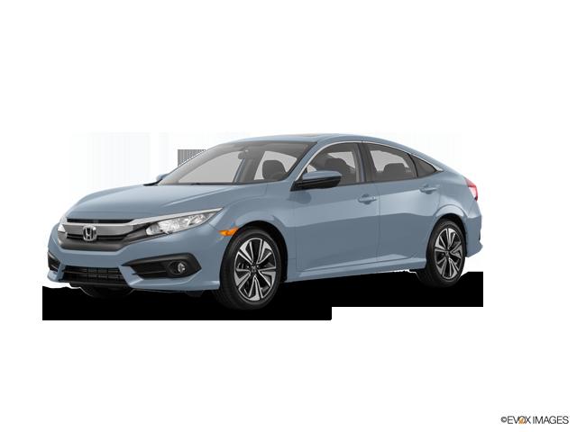 Used 2017 Honda Civic Sedan in Savannah, GA