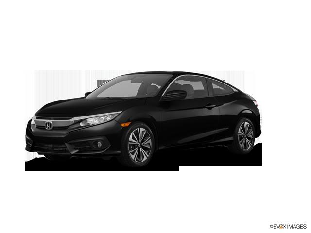 New 2017 Honda Civic Coupe in Gadsden, AL
