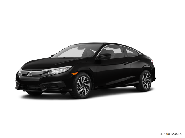 New 2017 Honda Civic Coupe in Dallas, TX