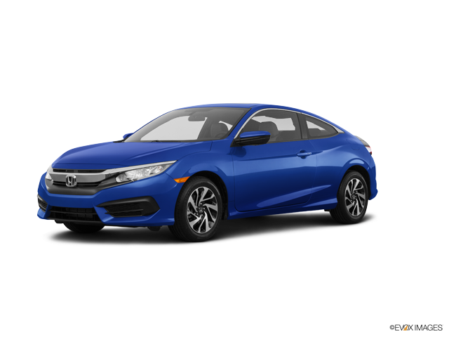 New 2017 Honda Civic Coupe in Santa Rosa, CA