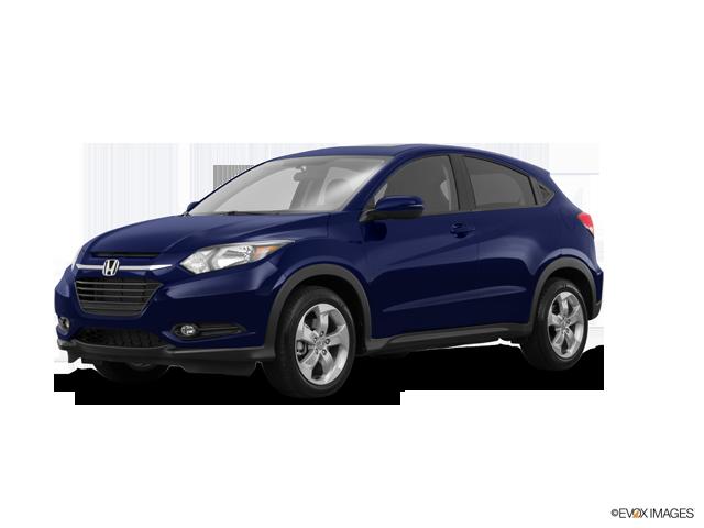 New 2017 Honda HR-V in Dallas, TX