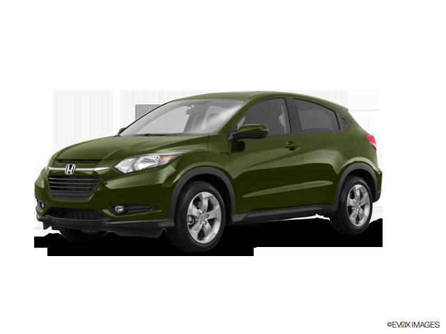 New 2017 Honda HR-V in Athens, GA