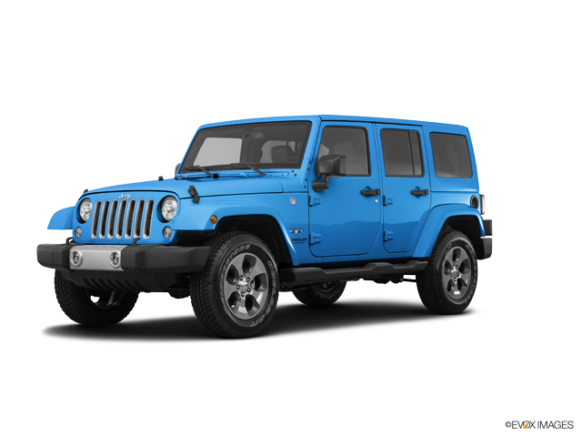 New 2017 Jeep Wrangler Unlimited in Honolulu, Pearl City, Waipahu, HI