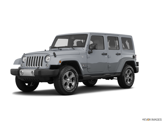 Used 2017 Jeep Wrangler Unlimited in Cape Girardeau, MO