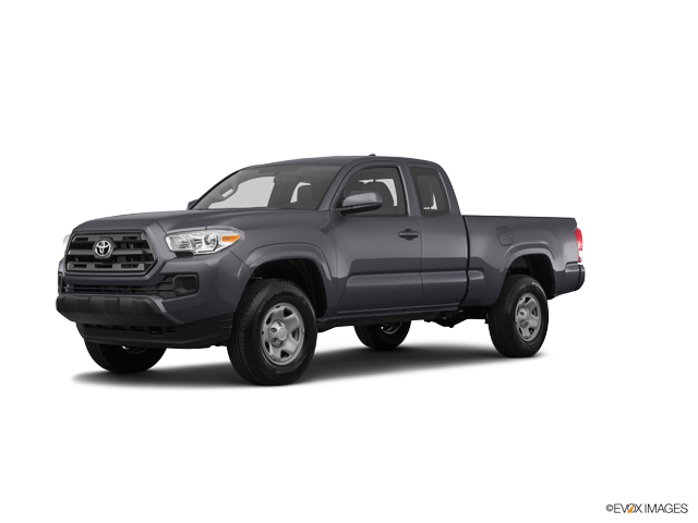New 2017 Toyota Tacoma in Fairfield, Vallejo, & San Jose, CA