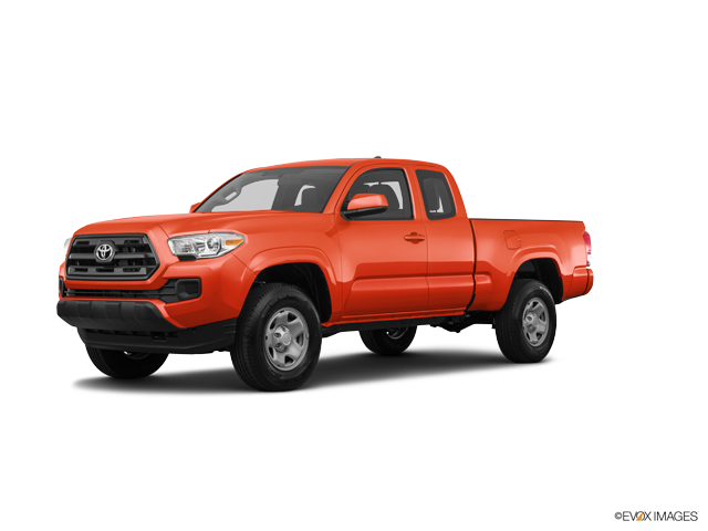 New 2017 Toyota Tacoma in Henderson, NC