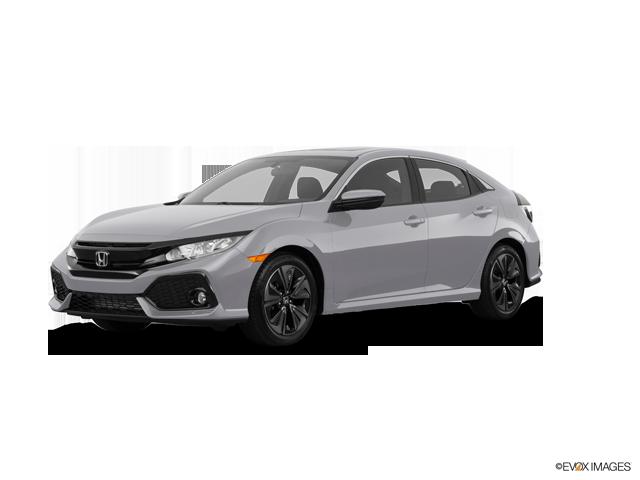 Used 2017 Honda Civic Hatchback in Honolulu, Pearl City, Waipahu, HI