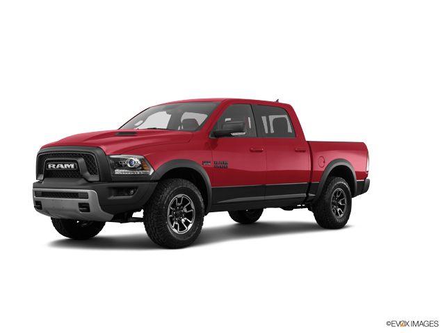 2017 RAM 1500 Rebel-4x4-Crew Cab-Sunroof-Ht Seats