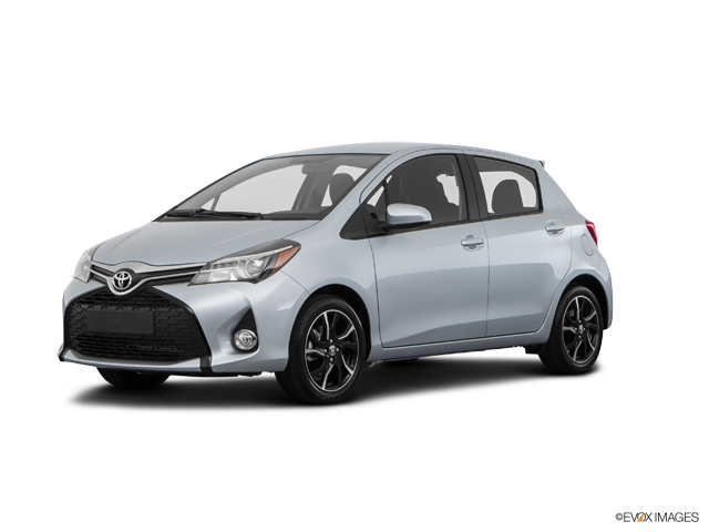 New 2017 Toyota Yaris in Lakewood, CO