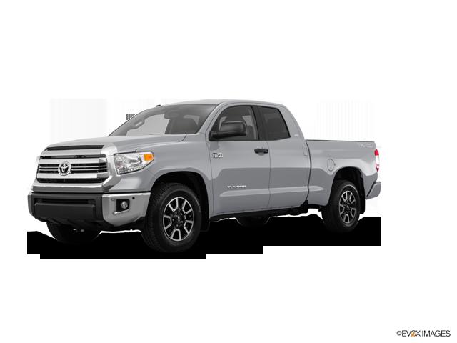 New 2017 Toyota Tundra in Henderson, NC
