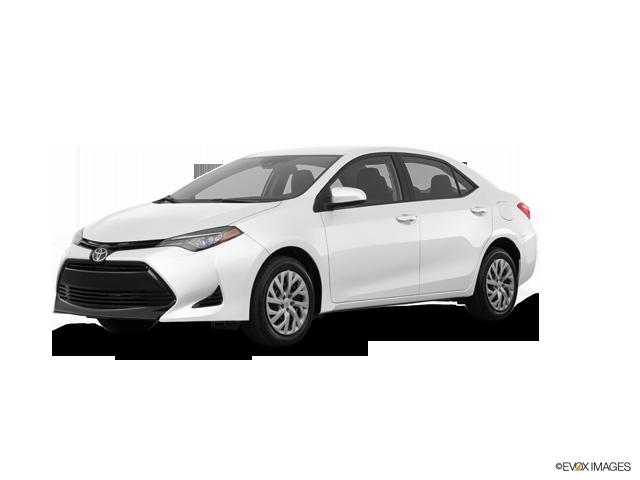 Used 2017 Toyota Corolla In Meridian, MS