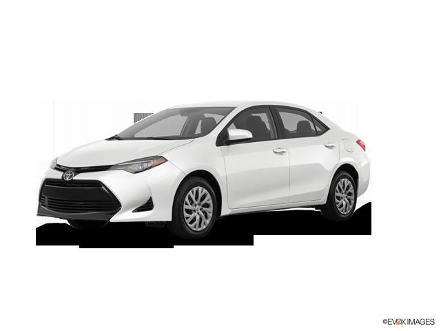 New 2017 Toyota Corolla in Dyersburg, TN