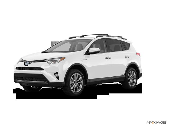 New 2017 Toyota RAV4 Hybrid in Bastrop, TX