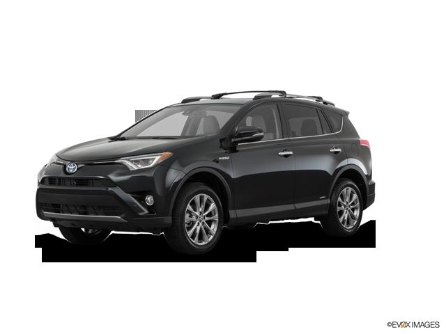 New 2017 Toyota RAV4 Hybrid in Nicholasville, KY