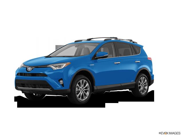 New 2017 Toyota RAV4 Hybrid in Middletown, CT