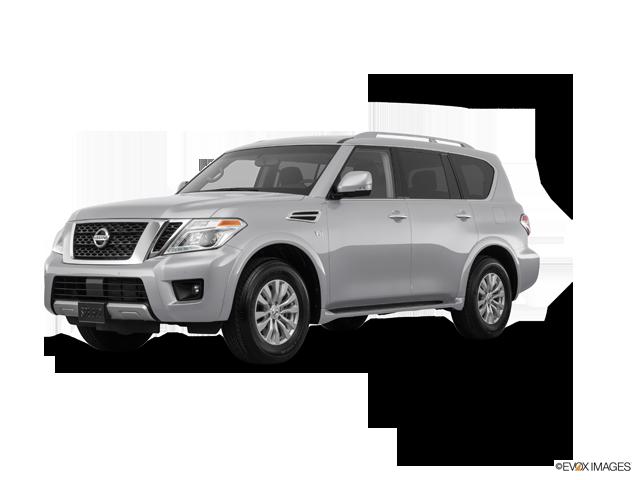 New 2017 Nissan Armada in Tifton, GA