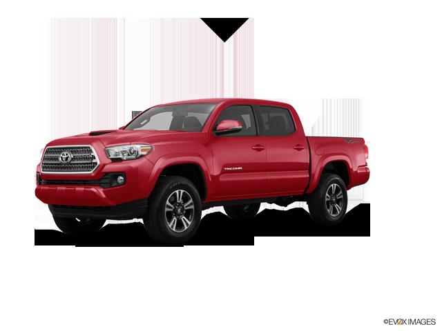 New 2017 Toyota Tacoma in Hickory, NC