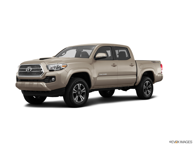 New 2017 Toyota Tacoma in Weatherford, TX