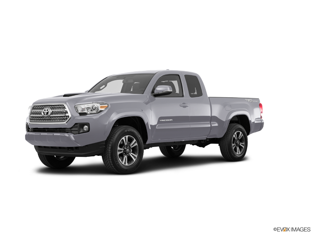 New 2017 Toyota Tacoma in Fairfield, Vallejo, & San Jose, CA