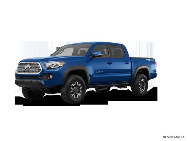 New 2017 Toyota Tacoma in Ventura, CA