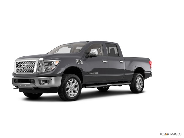 New 2017 Nissan Titan XD in Delray Beach, FL