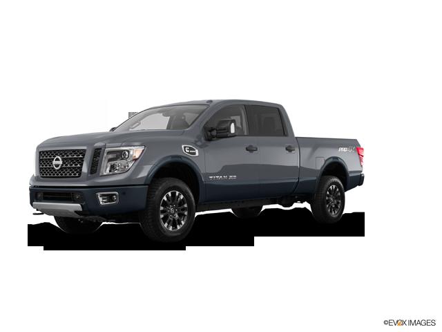 New 2017 Nissan Titan XD in Albertville, AL