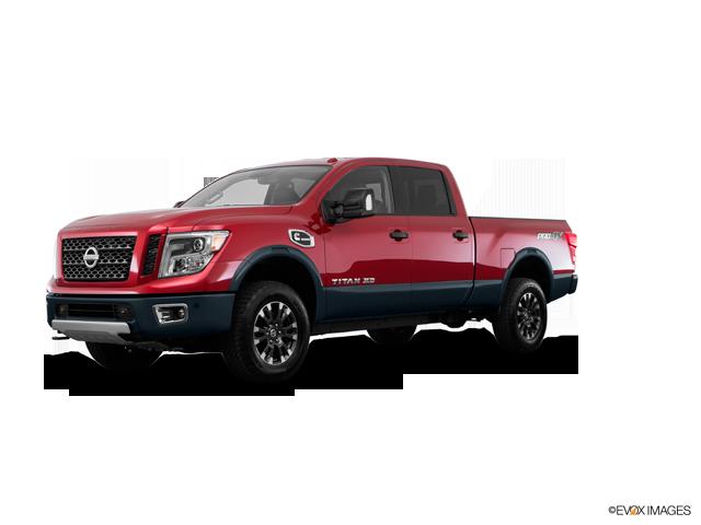 New 2017 Nissan Titan XD in Fairfield, CA