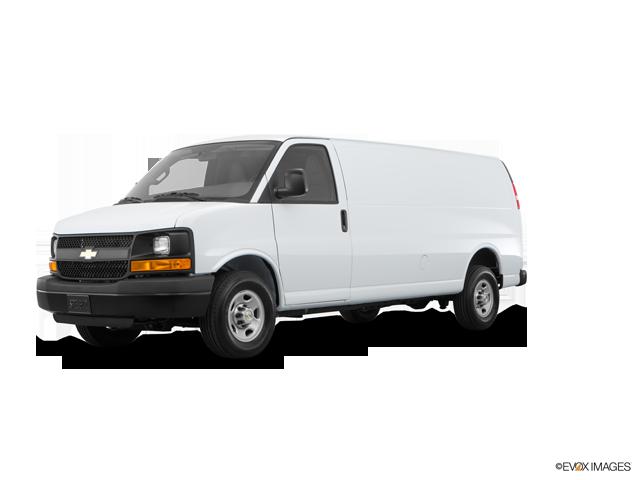 New 2017 Chevrolet Express Cargo Van in Garden Grove, CA